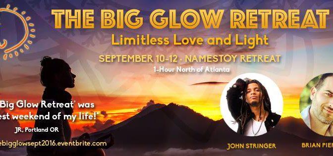 Orlando, Tour, Upcoming Big Glow Retreat & Music
