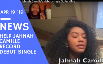 Mentoring: Help Jahnah Camille Record Her Debut Single