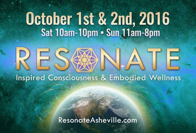 John Stringer & More at RESONATE Asheville 2016