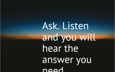 An Invitation To Hear