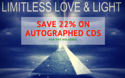 Give Limitless Love & Light for the holidays and save!