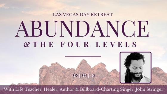 Abundance & The Four Levels Day Retreat Registration