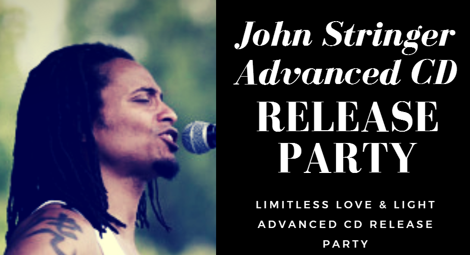 Limitless Love & Light advanced CD Release party in Atlanta, Oct 11, 2015