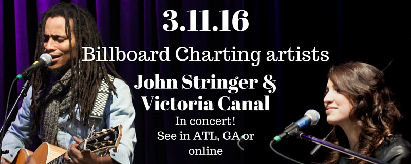 John Stringer 2016 Birthday concert w/ Victoria Canal and more!