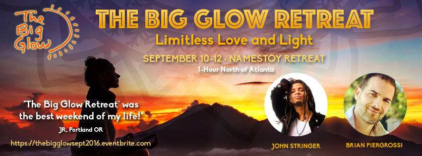 Orlando, Tour, Upcoming Big Glow Retreat & Music