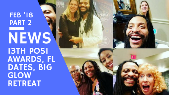 13th Annual Posi Awards Wrap, FL Shows & Next Big Glow Retreat