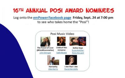 POLBLM Video up for emPower Posi Awards at 16th annual virtual show