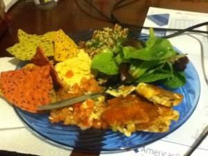 John Stringer's 03/08/12 Dinner