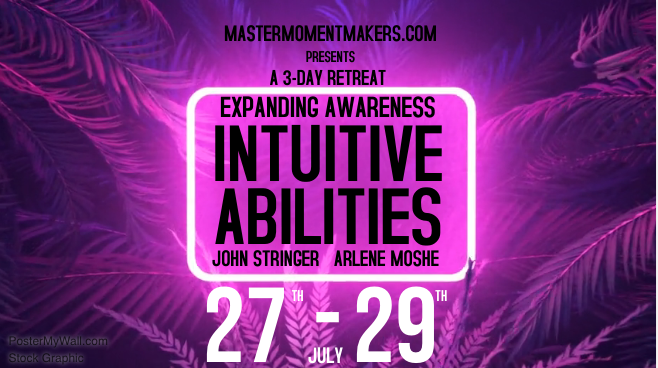 Protected: Expanding Awareness Retreat: Intuitive Abilities VIP Registration